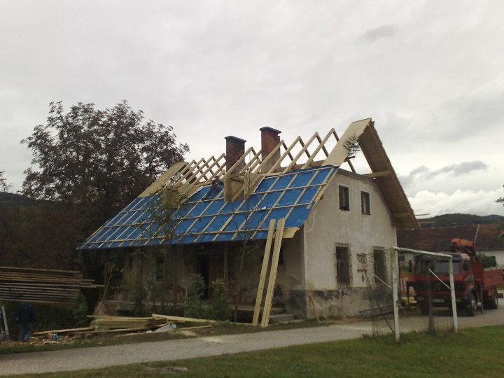 Adaptacija strehe