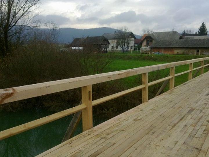 Obnova mostu